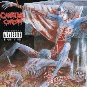 Tomb Of The Mutilated album cover