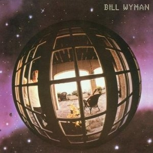 Bill Wyman album cover