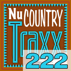 ERG Music: Nu Country Traxx, Vol. 222 (October 2017) album cover