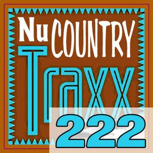 ERG Music: Nu Country Traxx, Vol. 222 (October 2017) album cover