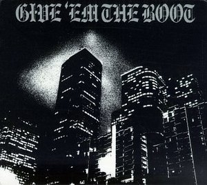 Hellcat Records Presents...Give 'Em The Boot album cover