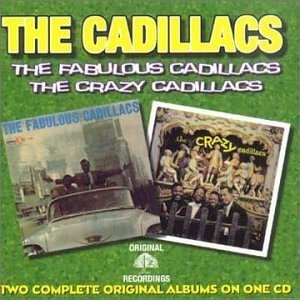 The Fabulous Cadillacs-The Crazy Cadillacs album cover