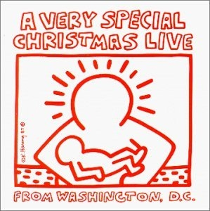 A Very Special Christmas Live! album cover