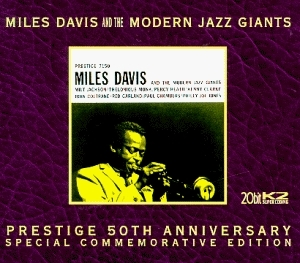 Miles Davis And The Modern Jazz Giants album cover
