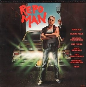 Repo Man: Music from the Original Motion Picture Soundtrack album cover