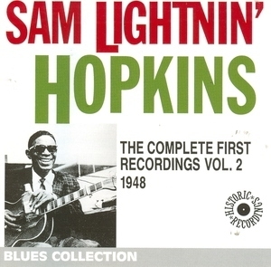The Complete First Recordings Vol.2 1948 album cover