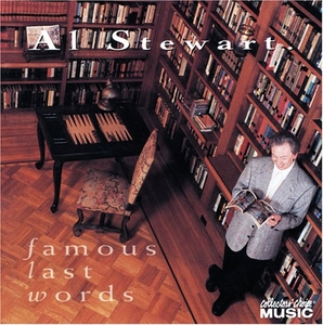 Famous Last Words album cover
