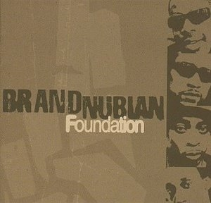 Foundation album cover