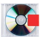 Yeezus album cover