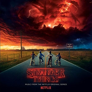 Stranger Things: Music From The Netflix Original Series album cover