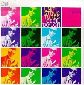 Unit Structures album cover