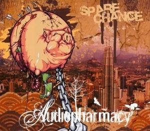 Spare Change album cover
