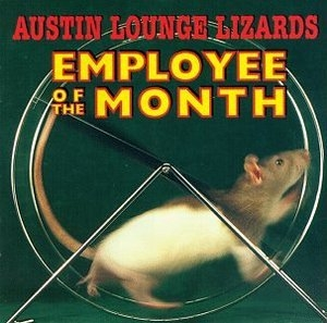 Employee Of The Month album cover