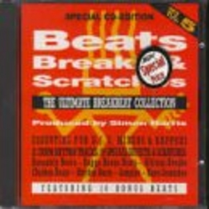Beats, Breaks & Scratches, Vol. 5 album cover