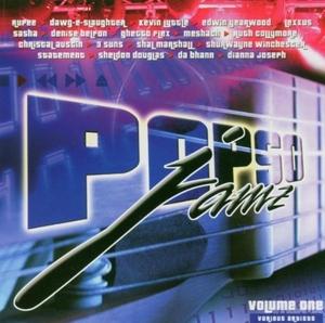 Popso Jamz, Vol. 1 album cover
