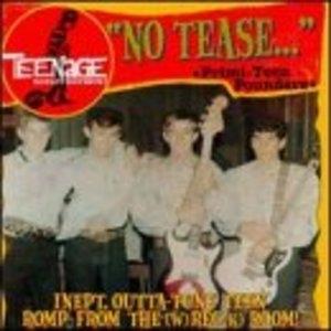 Teenage Shutdown-No Tease album cover