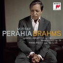 Brahms:Handel Variations album cover
