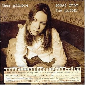 Songs From The Gutter album cover