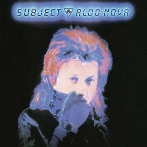 Subject...Aldo Nova album cover