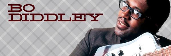 Bo Diddley image