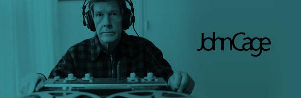 John Cage image