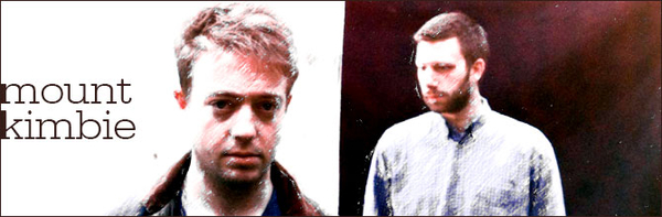 Mount Kimbie featured image