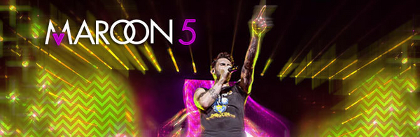 Maroon 5 featured image
