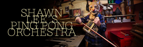 Shawn Lee's Ping Pong Orchestra image
