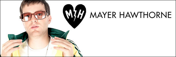 Mayer Hawthorne featured image