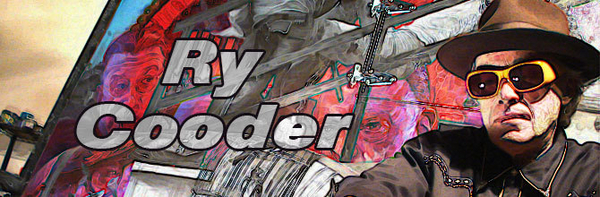 Ry Cooder featured image