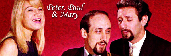 Peter, Paul & Mary image