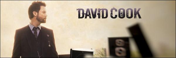 David Cook image