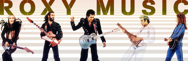 Roxy Music featured image