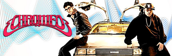 Chromeo featured image