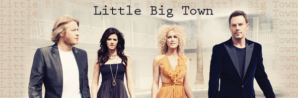 Little Big Town image