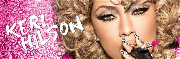 Keri Hilson featured image