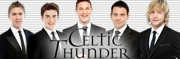 Celtic Thunder featured image