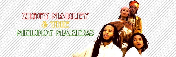 Ziggy Marley & The Melody Makers image
