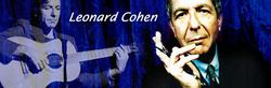 Leonard Cohen image