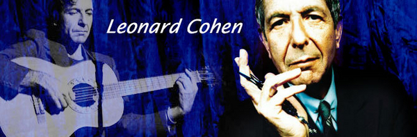 Leonard Cohen featured image