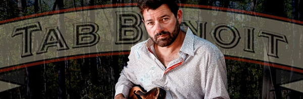 Tab Benoit featured image