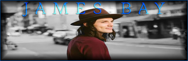 James Bay featured image