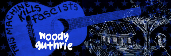 Woody Guthrie featured image