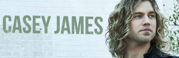 Casey James image