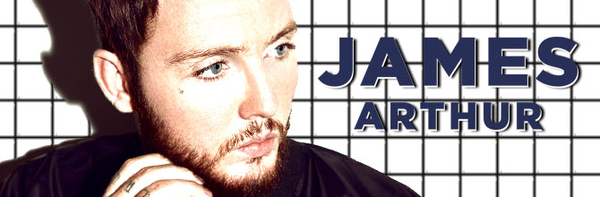 James Arthur featured image
