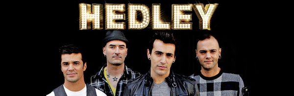 Hedley featured image