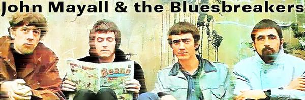 John Mayall & The Bluesbreakers image