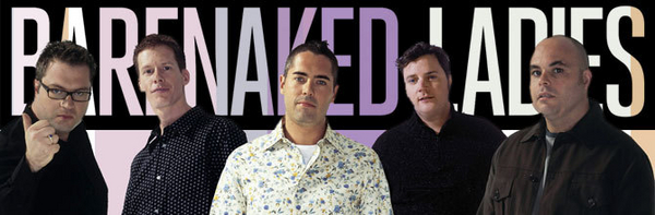 Barenaked Ladies featured image
