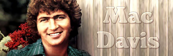 Mac Davis image