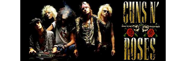 Guns N' Roses featured image